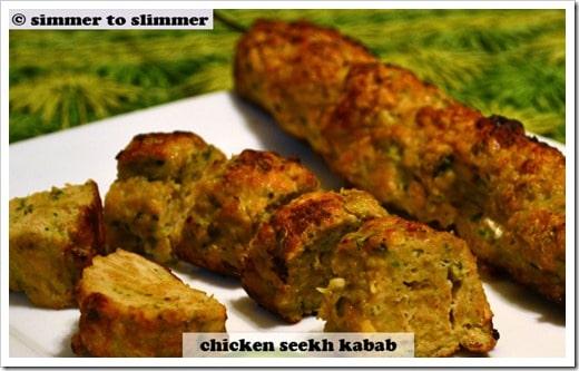 Chicken Kababs