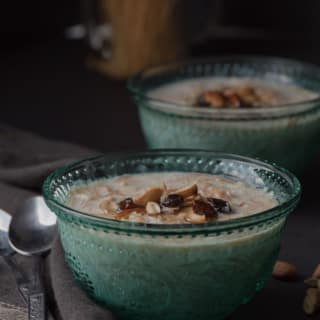 Semiyan payasam is a creamy and delicious dessert made from milk, sugar and vermicelli