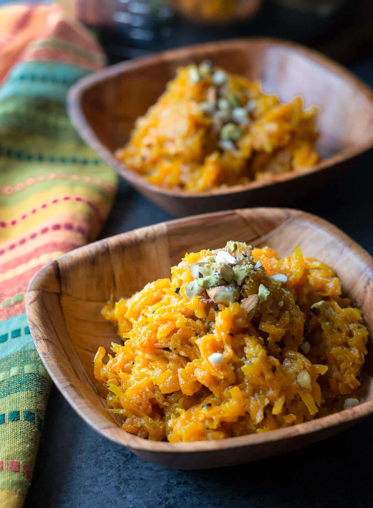 Easy Gajar or Carrot Halwa