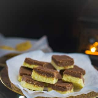 This 2 layered Chocolate Barfi recipe is sure to steal your heart. Follow this fail-proof and easy recipe to make this Chocolate Barfi in a microwave.
