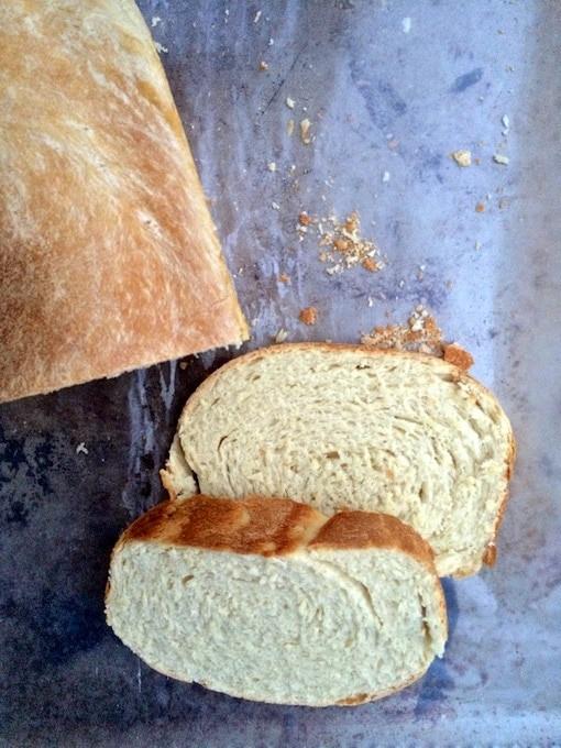 Quick White Bread