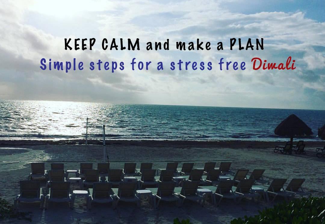 Diwali Sweet Planning