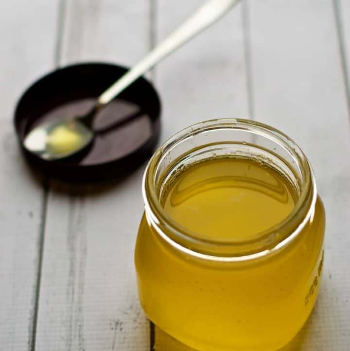 Make Ghee from Butter in 15 minutes!