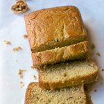 Healthy and perfectly moist Banana Bread Recipe