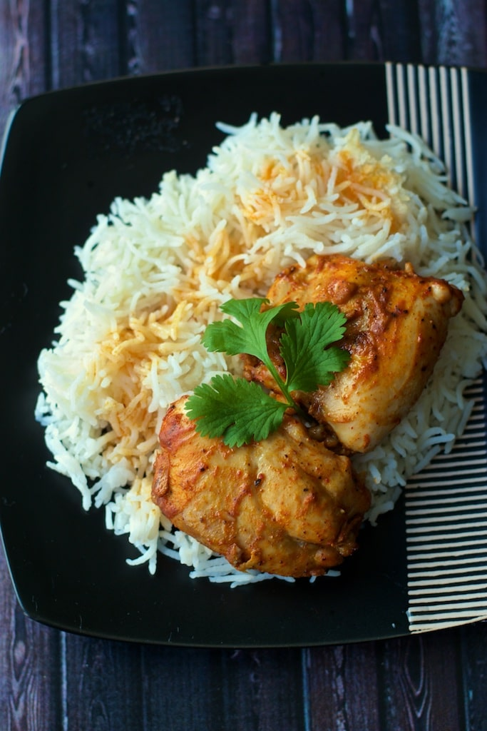 Mangalorean style baked chicken | Simmer to Slimmer