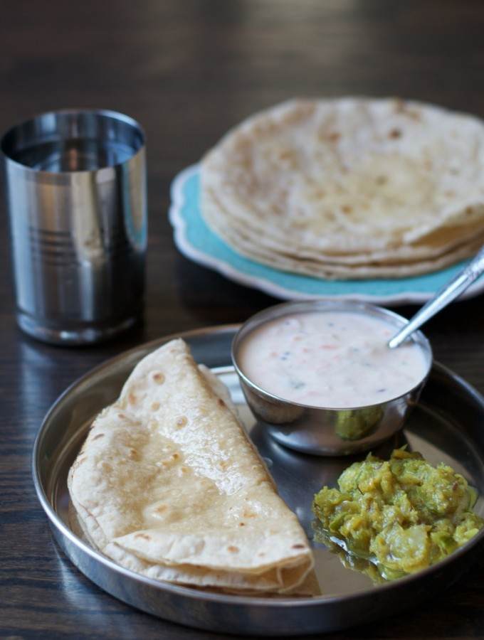 How to make soft Rotis or Chapatis like a pro!