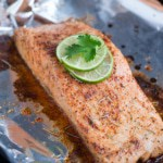 Make Baked Salmon in 15 minutes (or less)