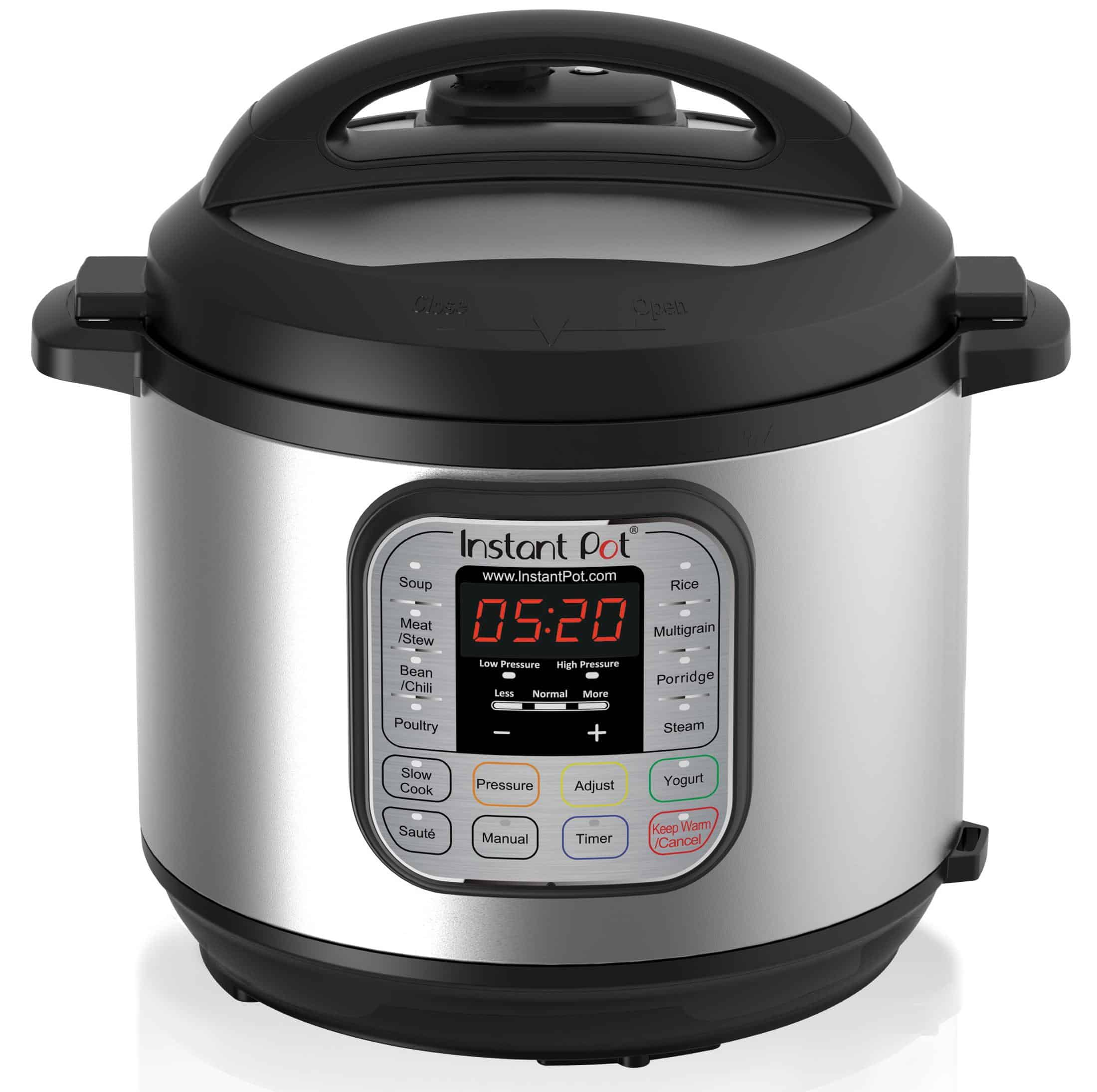 Have you caught on to the Instant Pot pressure cooker craze yet? If you are looking to buy, read my Instant Pot Pressure Cooker review to find out if you really need one.