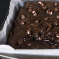 This delicious and moist Chocolate Banana Cake recipe filled with the goodness of coconut oil and banana makes for a healthy after school treat for kids and 30 minutes is all you need.