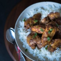 Follow this simple and straightforward recipe to make the iconic Kundapur Chicken Ghee Roast (a fiery and tangy delicacy from Mangalore) at home.