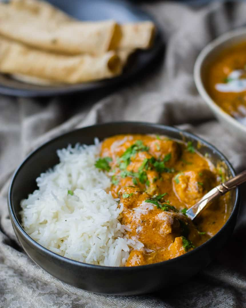 No Fuss Instant Pot Authentic Indian Butter Chicken Recipe