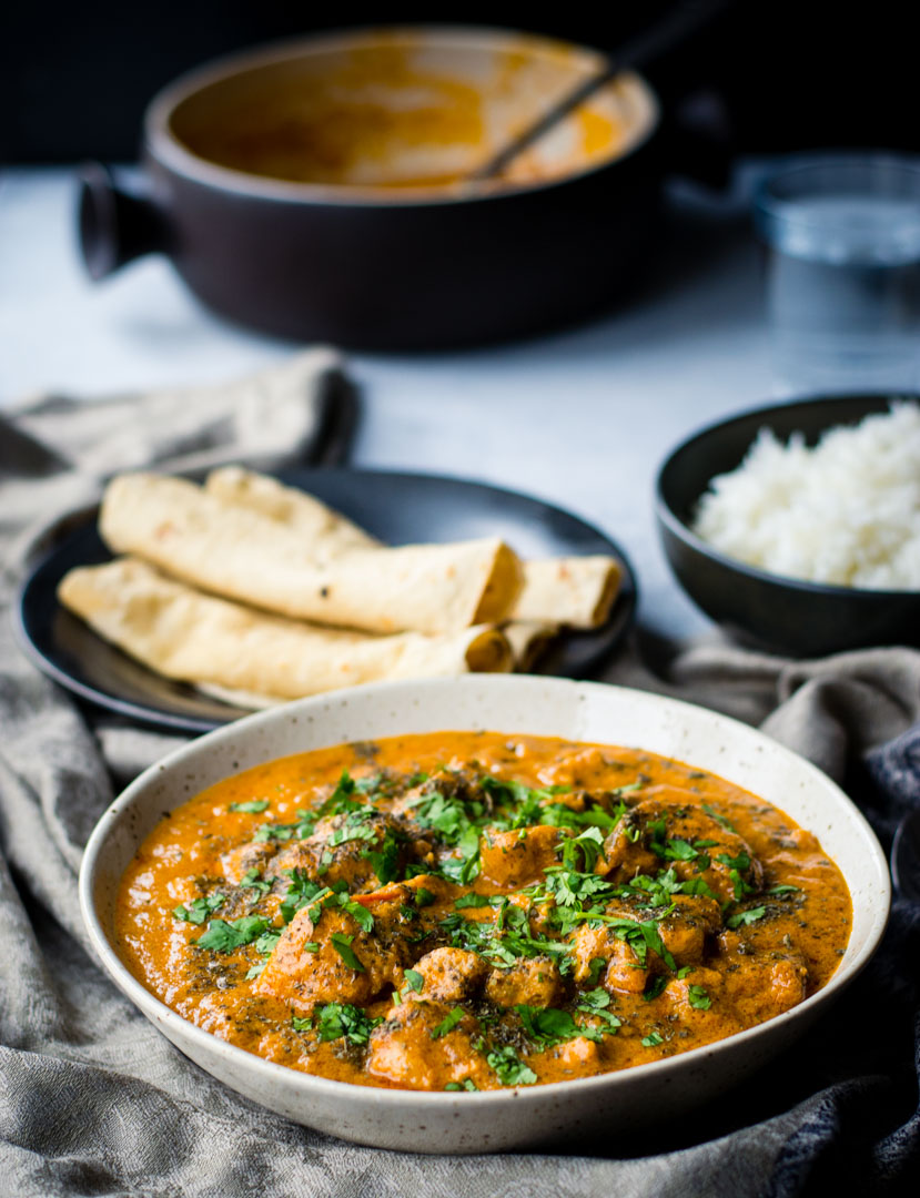 This authentic and 30-minute Indian Butter chicken recipe is so easy and delicious that I guarantee that once you make it at home, it will soon be part of your weekly dinner menu.