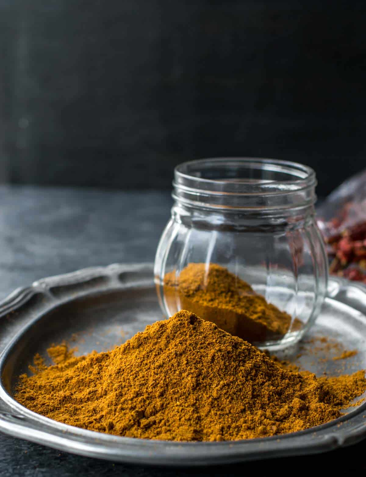 Sambar powder is the quintessential spice mix you will find in most south Indian homes. This aromatic spice blend transforms ordinary lentil-vegetable curries into delicious, wholesome stews. Make them at home today.
