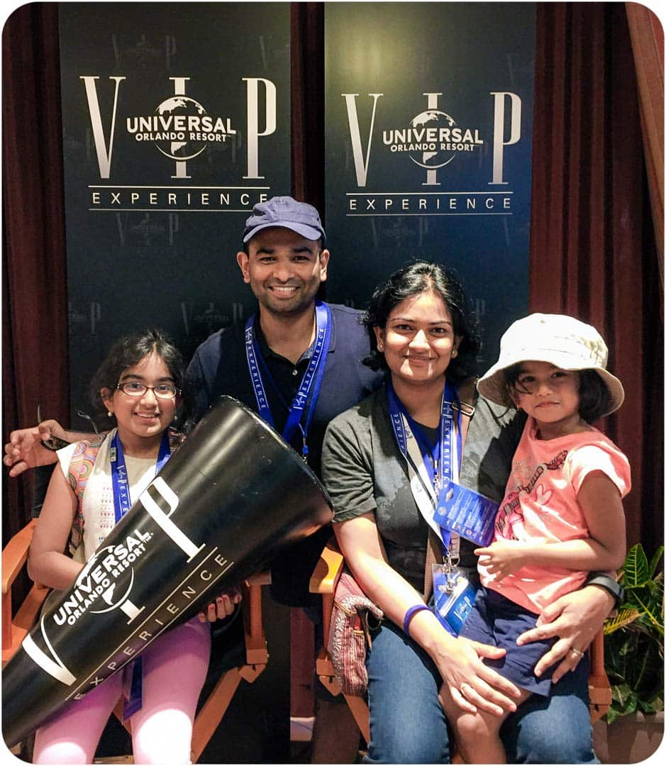 Universal studios VIP tour experience review