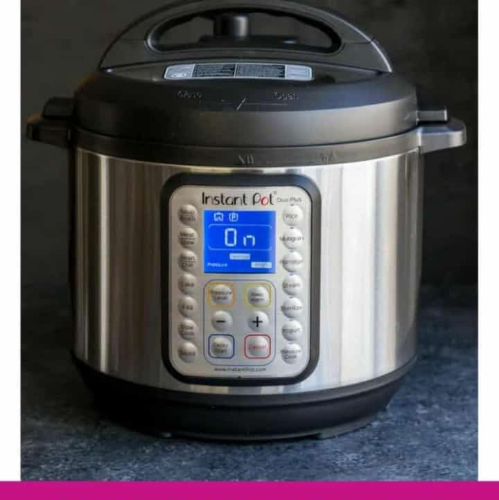 Instant Pot Duo Plus review and giveaway