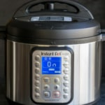 An image of Instant Pot Duo Plus with caption - Instant Pot, quick fixes for common issues