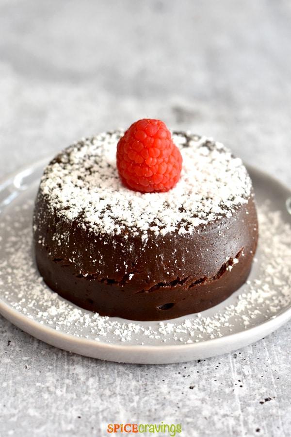 Chocolate Lava Cake – Instant Pot |Oven