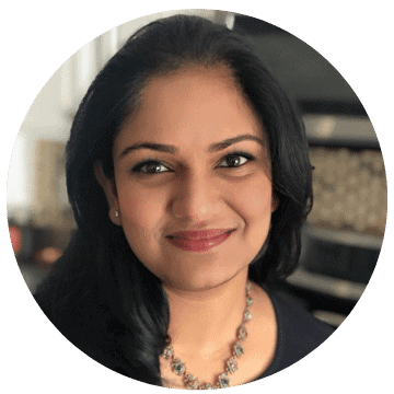 Profile Pic of Anushree Shetty, Indian Food Blogger